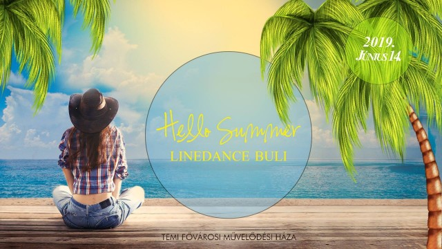 Hello Summer! Linedance country buli